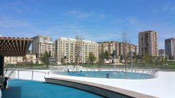 Glice® im Baku Convention Park